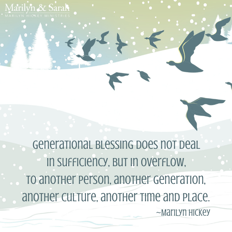 Generational Blessing