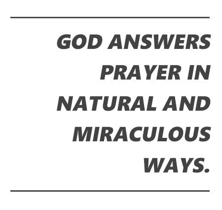 What we believe   Word of God   Prayer   Healing   Evangelism