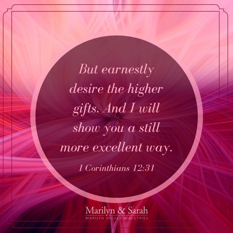 1 Corinthians 12:31