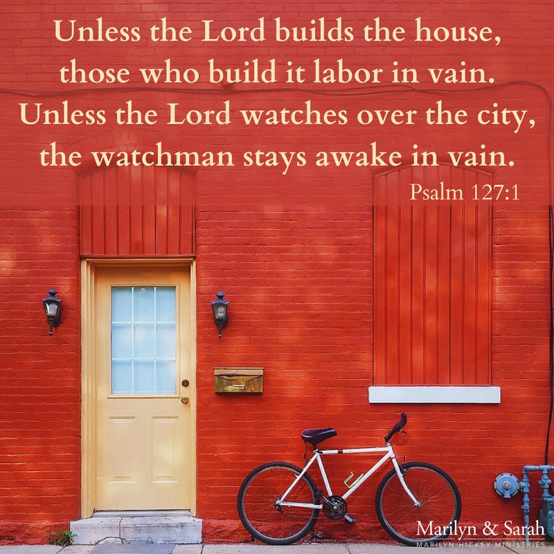 Psalm 127:1
