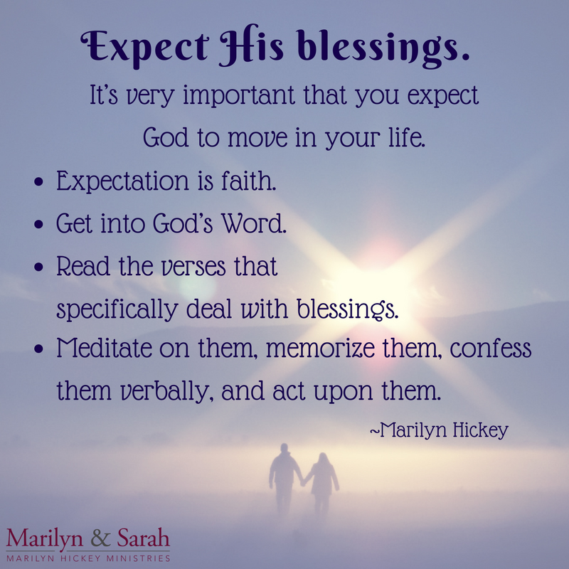 expectation is faith